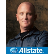 Logo de Allstate Insurance: Joe Schneider
