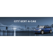 Logo de CITY RENT A  CAR