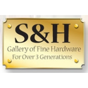 Logo de S & H HARDWARE SUPPLY CO