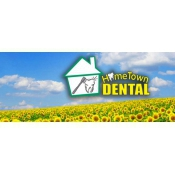 Logo de Hometown Dental