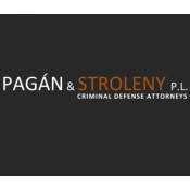 Logo de Pagan & Stroleny, P.L. Miami Criminal Defense Lawyer