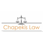 Logo de Chapekis Law Chicago