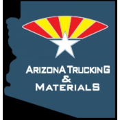 Logo de Arizona Trucking  Materials