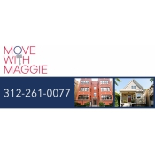 Logo de Edgewater Homes For Sale  Move With Maggie