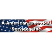 Logo de A American Electrical Services