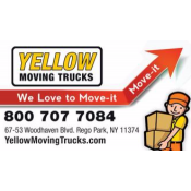 Logo de Yellow Moving Trucks Inc.