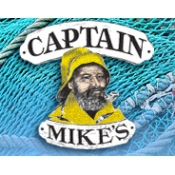 Logo de Captain Mikes Fresh Fish  Seafood