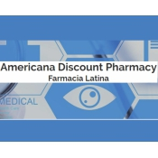 Logo de Americana Discount Pharmacy