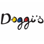 Logo de Doggis Arepa Bar