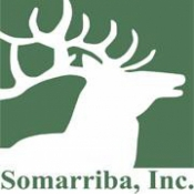 Logo de Somarriba Inc. -Rifle Makers Gunsmiths Hunting Outfitters