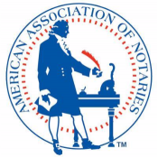 Logo de American Association of Notaries