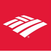 Logo de Bank of America Financial Center