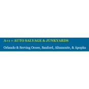 Logo de A-1 Auto Salvage Inc