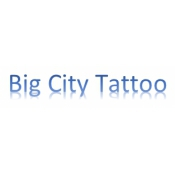 Logo de BIG CITY TATTOOS