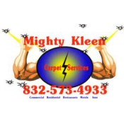 Logo de Mighty Kleen Carpet Services