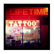 Logo de Lifetime Tattoo