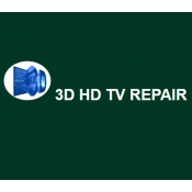 Logo de 3D HD TV Repair