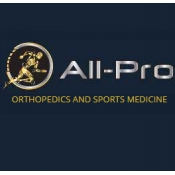 Logo de All-Pro Orthopedics and Sports Medicine. P.A.