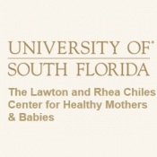 Logo de Lawton and Rhea Chiles Center for Healthy Mothers and Babies
