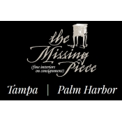 Logo de The Missing Piece Fine Interiors on Consignment