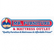 Logo de Mr. Furniture  Mattress Outlet