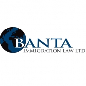 Logo de Banta Immigration Law