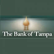 Logo de The Bank of Tampa