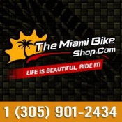 Logo de The Miami Bicycle and Pro Shop