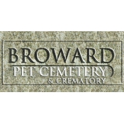 Logo de Broward Pet Cemetery