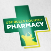 Logo de Bulls Country Pharmacy