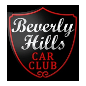 Logo de Beverly Hills Car Club