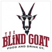 Logo de The Blind Goat Food and Drink Co.
