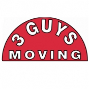 Logo de 3 Guys Moving