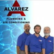 Logo de Alvarez Plumbing & Air Conditioning