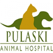 Logo de Pulaski Animal Hospital