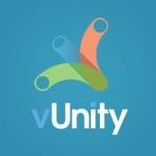 Logo de vUnity Business Internet