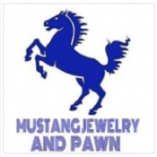 Logo de Mustang Jewelry and Pawn