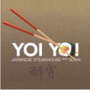 Logo de Yoiyoi Steak House and Sushi