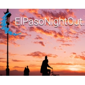 Logo de El Paso Night Out