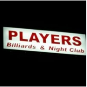 Logo de Players Sports Bar & Grill