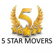 Logo de 5 Star Movers
