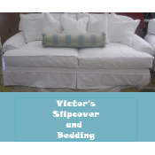 Logo de Victor's Slipcovers and Upholstery