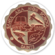 Logo de Santa Ana High School